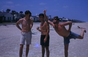 Pontevedre beach 1971