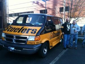 Terrible Van Steeler Van